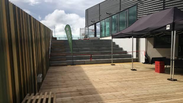 Panoramic viewing platform opens in Birkenhead
